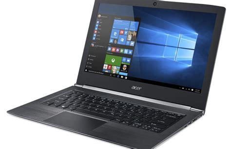Laptop Acer Slim Agustus acer aspire s 13 is a new ultra slim usb c windows 10