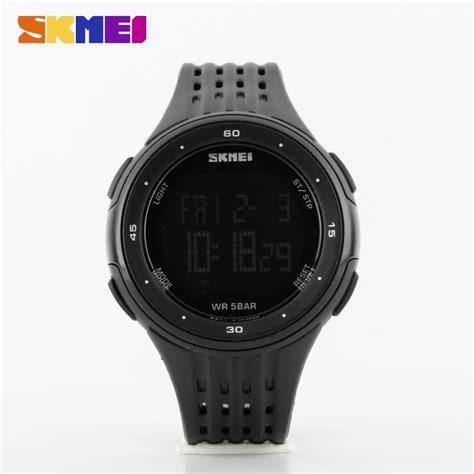 Jam Tangan Dw 1219 1 jam tangan skmei 1219 montre homme sport digital watches for buy sports digital watches