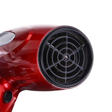 Hair Dryer Temperature Degrees surker folding 1800w hair dryer fast constant powerful