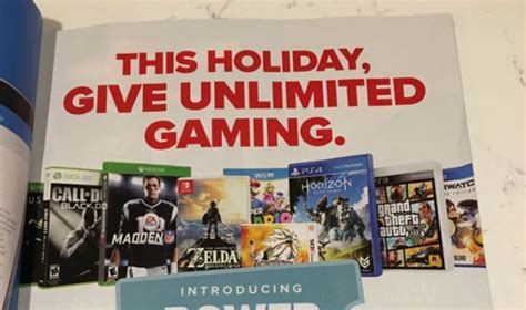 Can You Buy Games Online With A Gamestop Gift Card - gamestop will provide a subscription service for unlimited used games