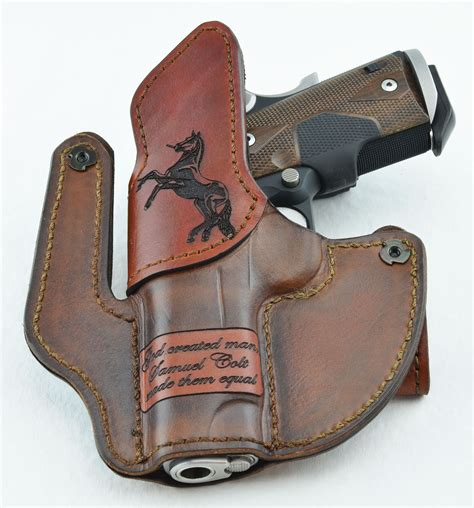 fundas kydex a medida laser etched holster holsters gun pinterest fundas
