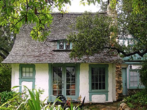 Cottage Home Plans by Cottages Fairytale Cottage