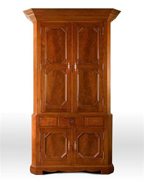 custom armoires custom armoire by shamrock fine woodworking custommade com