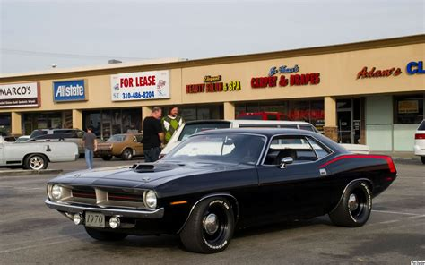 70 dodge barracuda the all time best classic cars