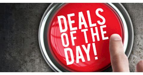 day deals deals of the day 3 20 17 recent news drydenwire