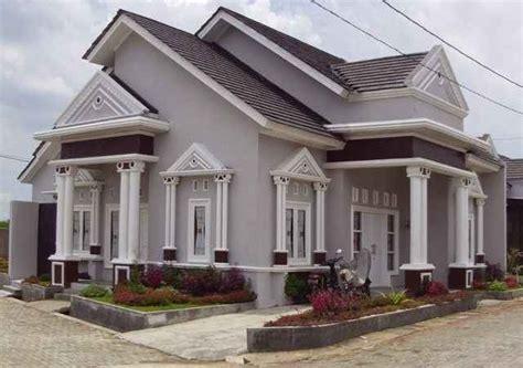 foto desain rumah mewah gambar foto rumah mewah 1 lantai gambar desain rumah 2458
