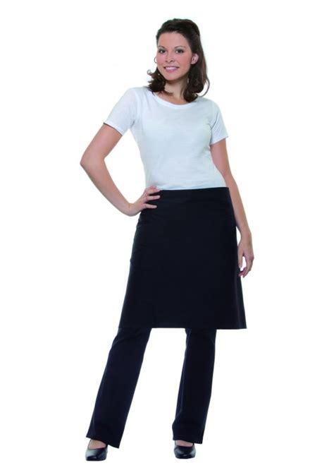 Basic Apron basic waist apron