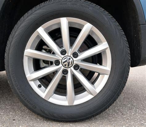 Vw Wheels by Tiguan Offers Plenty Of Surprises Wheels Ca