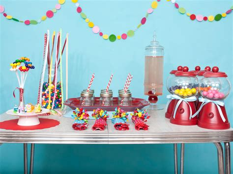 table decoration ideas for birthday party diy favors and decorations for kids birthday parties