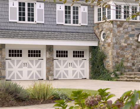 Garage Door Sears by Custom Garage Doors Premier Carriage House Series Garage