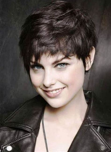 images of good hairstyles for ladies with chopped front hair chopped pixie crop haircuts 2017 with layers hairstyles
