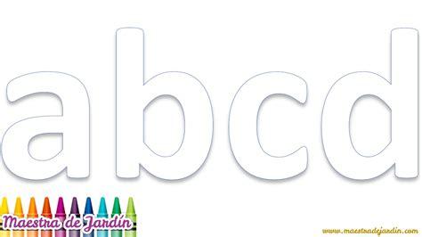 moldes de letras del abecedario para carteleras moldes para abecedario formal maestra de jard 237 n