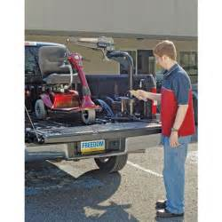 Truck Tailgate Chair Harmar Tailgater Truck Bed Wheelchair Lift Al435t