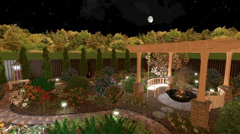 Landscape Design Software Gallery 3d Garden Design
