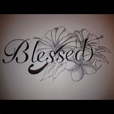 blessed tattoo design best 20 blessed tattoos ideas on forearm