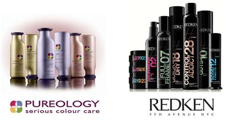 influence hair products influence hair care products influence salon services