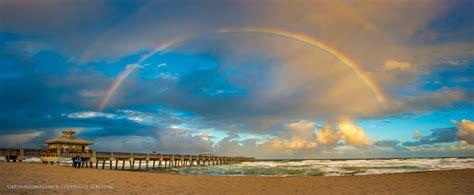 beautiful in beautiful rainbow juno pier florida