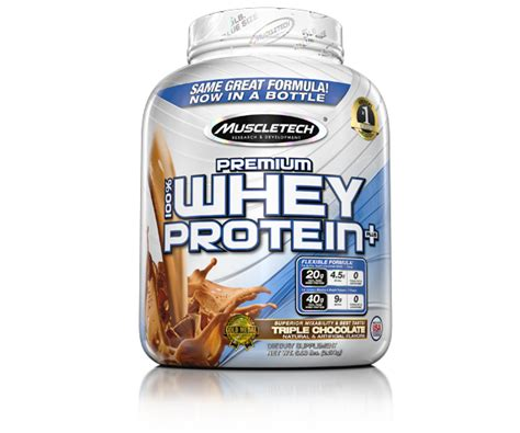 Muscletech Whey Protein Premium 100 Whey Protein Plus Muscletech