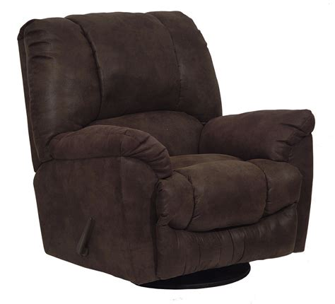 buy cheap recliner buy catnapper goliath swivel glider recliner in chocolate