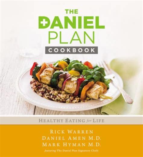 libro the daniel plan cookbook bol com the daniel plan cookbook rick warren daniel g amen 9780310344261 boeken