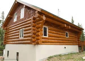log home maintenance colorado 970 368 2308