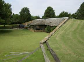 bermed earth sheltered homes contemporary earth bermed house google search