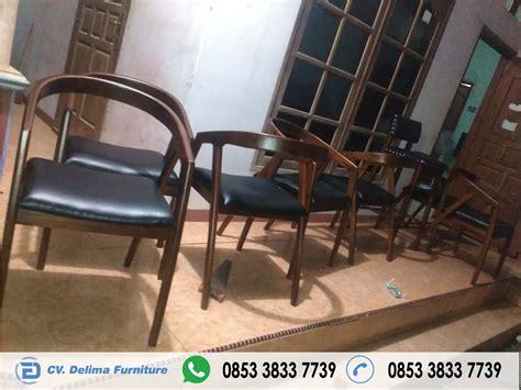 Kursi Busa Murah kursi cafe kayu jati minimalis harga murah cafe chair