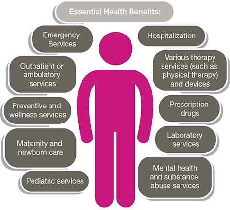 essentials of health policy and essential health essential health benefits