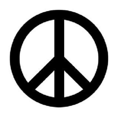 imagenes de simbolos hippies peace and love significado del simbolo que usan los hippies