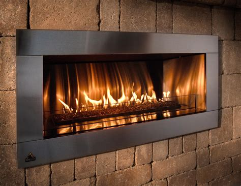 Contemporary Gas Fireplace Energy : Top Fireplaces