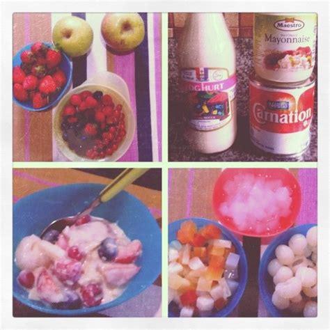 membuat yoghurt manis salad buah kesukaan keluarga mommies daily