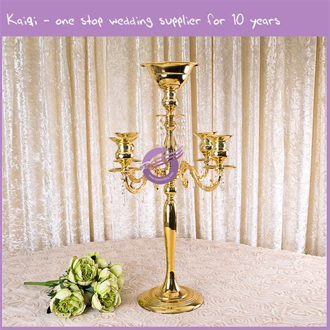 wholesale wedding candle holders metal candle holder gold wholesale wedding centerpiece