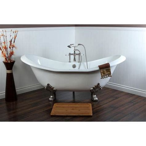 bathtub deals freestanding clawfoot tubs luxury vintage style free