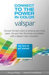 catapultrpm helps valspar paint 174 launch innovative branded mobile application