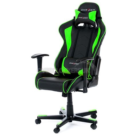 Green Gaming Chair by Dxracer Formula Series Gaming Chair Green Oh Fe08 Ne Ocuk