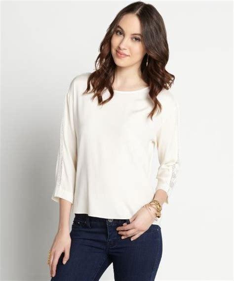 Blouse Batik Katun Premium Stretch Bl671 ivory silk stretch blouse blue denim blouses