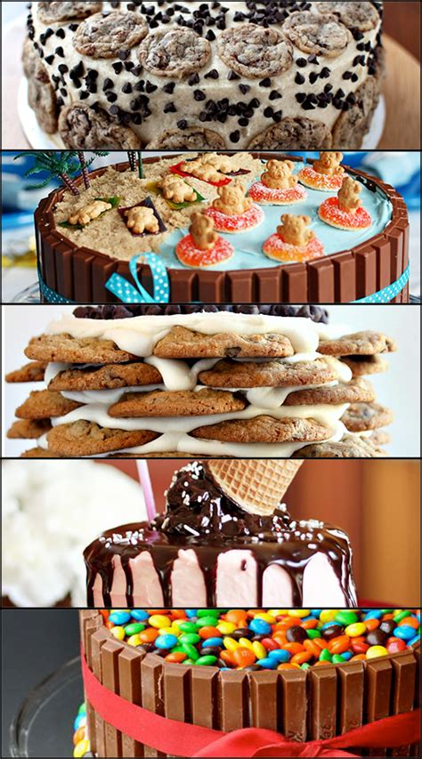 easy cake decorating ideas  require  skill brownie bites blog