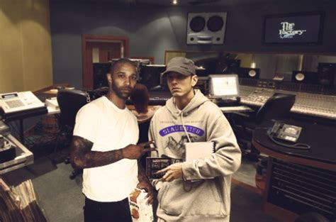 Eminem Joe Budden | joe budden not intimidated by eminem says collaboration