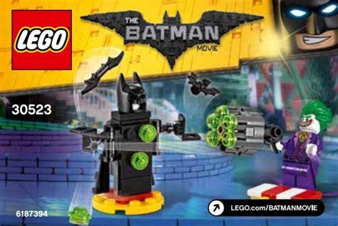 The LEGO Batman Movie Set/CMF Rumors & Discussion   LEGO