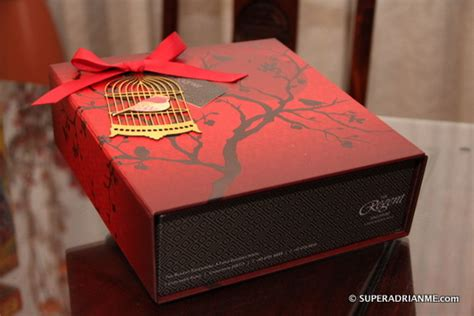 new year packaging singapore mooncakes alert the regent singapore