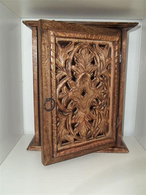 Wood Key Cabinet by Log Splitter Parts Uk Wooden Key Cabinet Plans