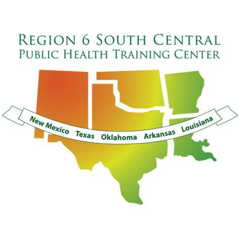 public health training center region 6 south central public health training center r6