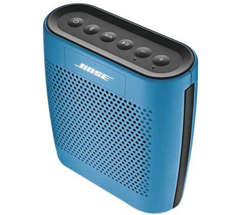 Speaker Bose Portable bose soundlink colour portable wireless speaker blue