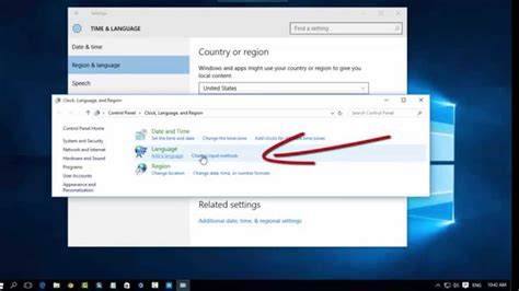 keyboard layout how to change windows 10 how to change layout keyboard youtube