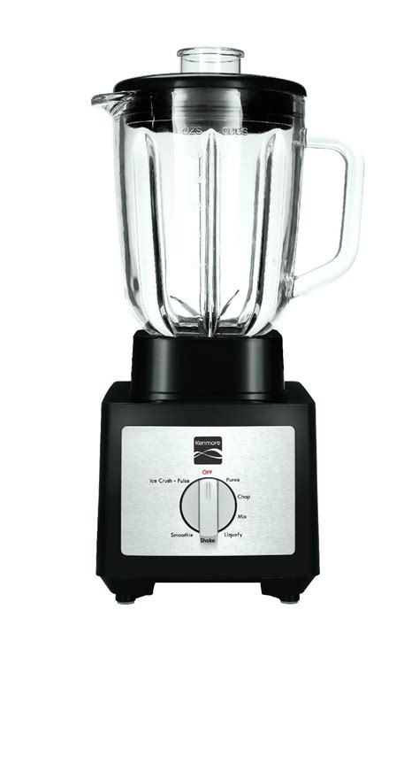 Food Blender Kmart Kenmore 4201 Blender Black
