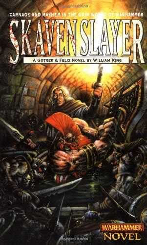 Kinslayer Gotrek Felix gotrek felix book series gotrek felix books in