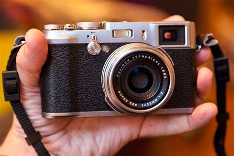 Kamera Fujifilm X100 eirik solheim