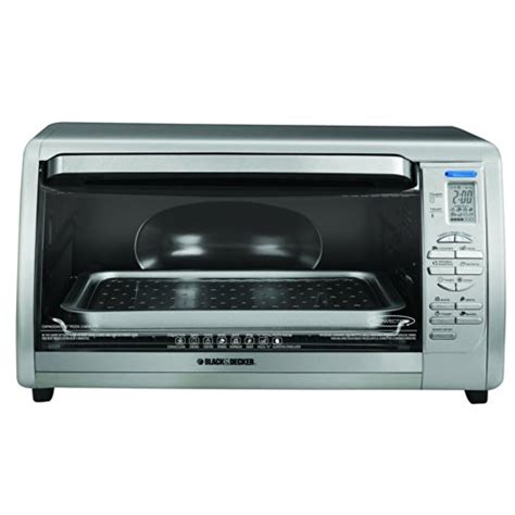Best Countertop Oven by Black Decker Cto6335s Stainless Steel Countertop