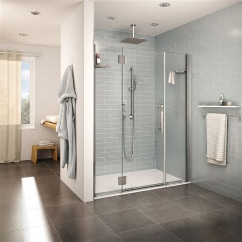 Handicap Shower Door Fleurco Introduces The Accessible Design Shower Bases A Base In Style For Today And Tomorrow