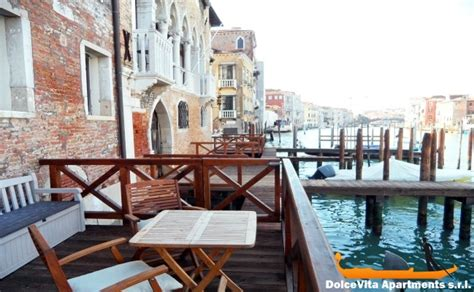 venice appartments grand canal apartment in venice with terrace